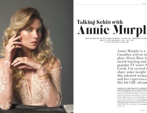 Talking Schitt With Annie Murphy
