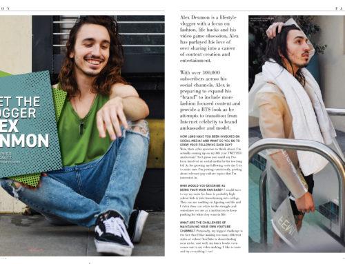Meet The Vlogger Alex Denmon