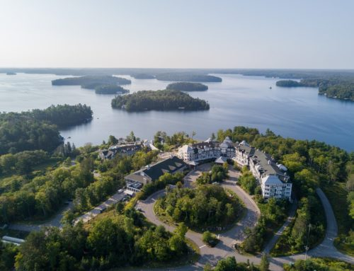 JW Marriott The Rosseau Muskoka Gives You the Ideal Northern Escape While Immersed in Luxury