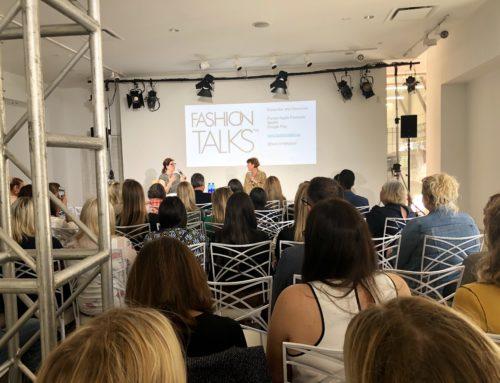 Fashion Talks with Kim Newport-Mimran