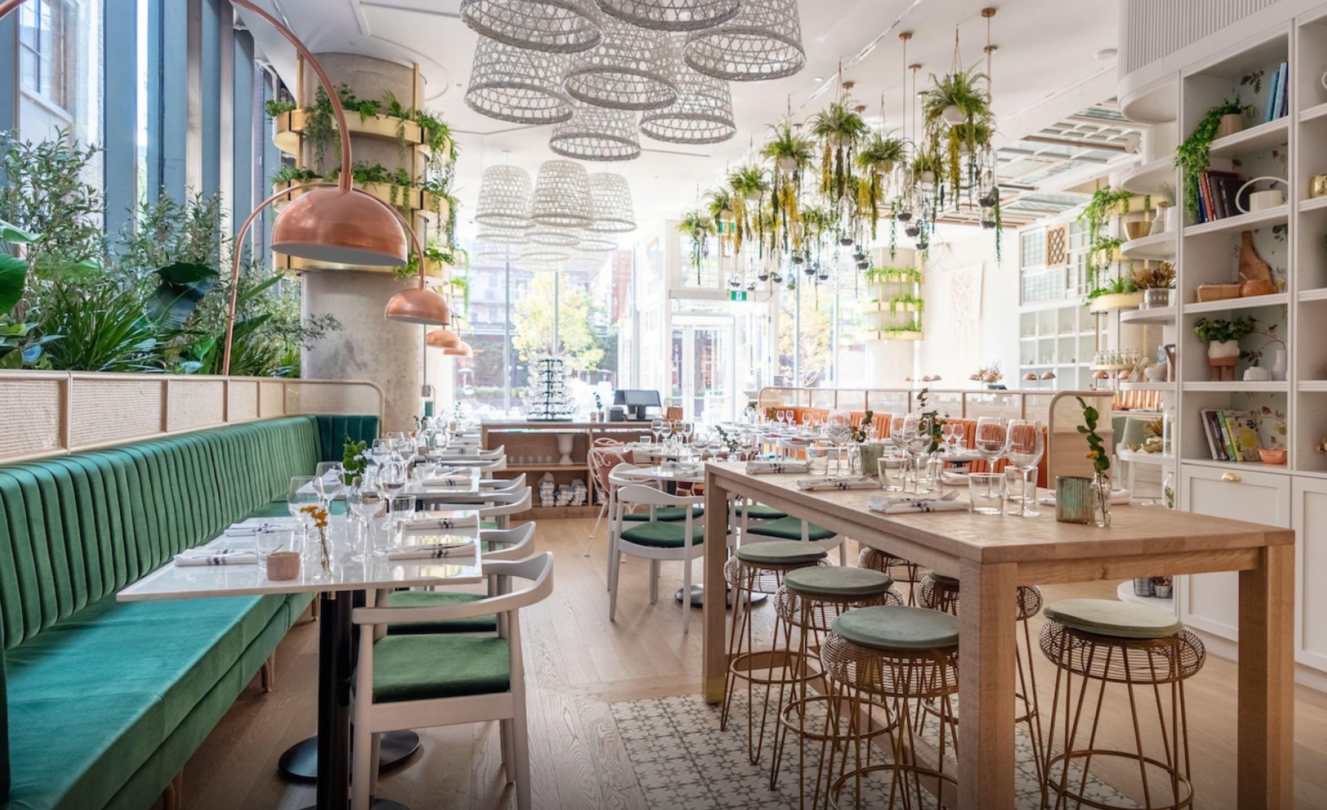 vegan plant based restaurant